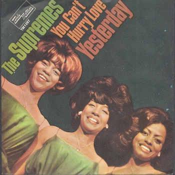 Supremes You Can't Hurry Love