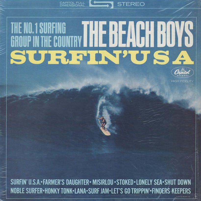 Beach Boys artwork: UMG