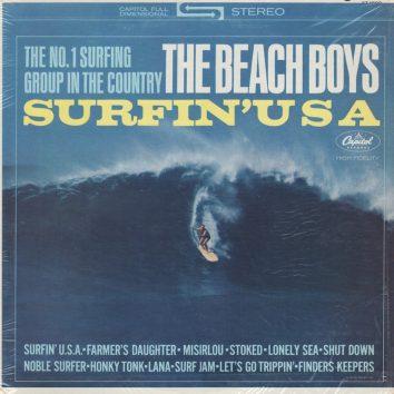 Surfin' USA Beach Boys