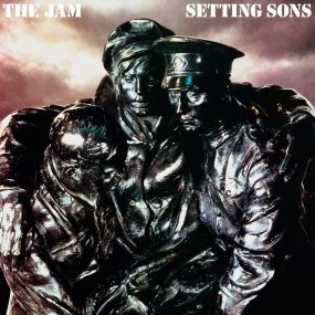 The Jam Setting Sons album cover web optimised 820