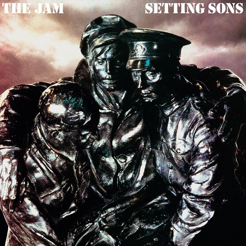 The Jam Setting Sons album cover web optimised 820