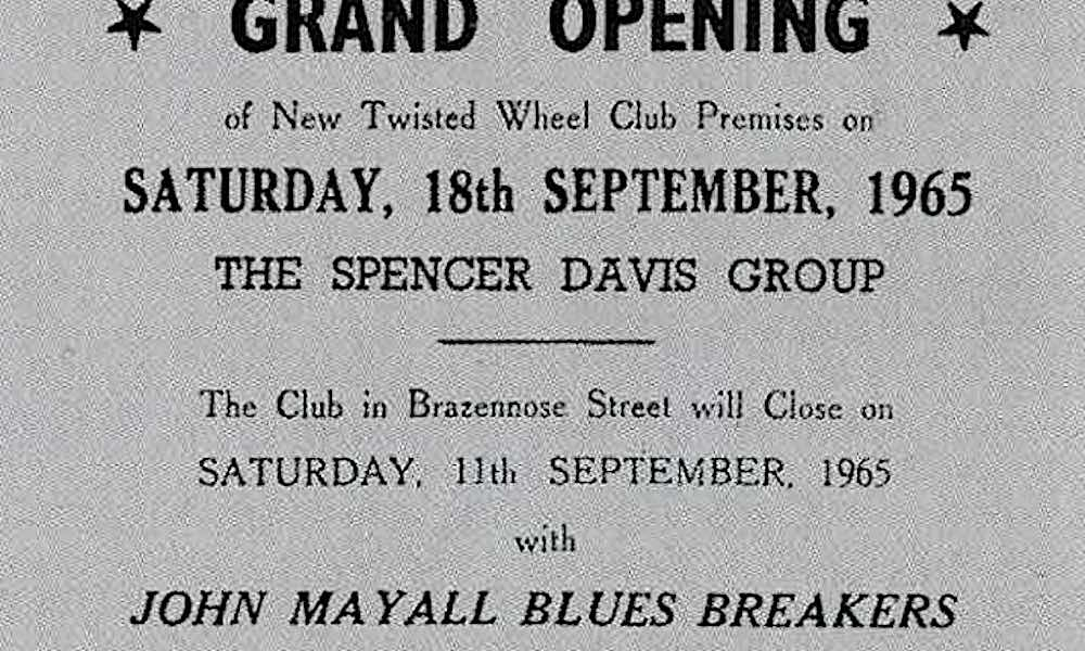 Spencer Davis Group Play A Grand Opening
