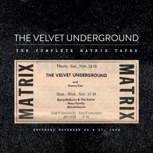 Velvet Underground Matrix 2D