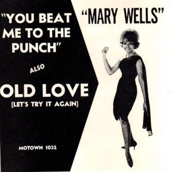 You Beat Me To The Punch Mary Wells