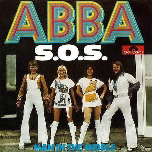 Britain Answers ABBA's SOS