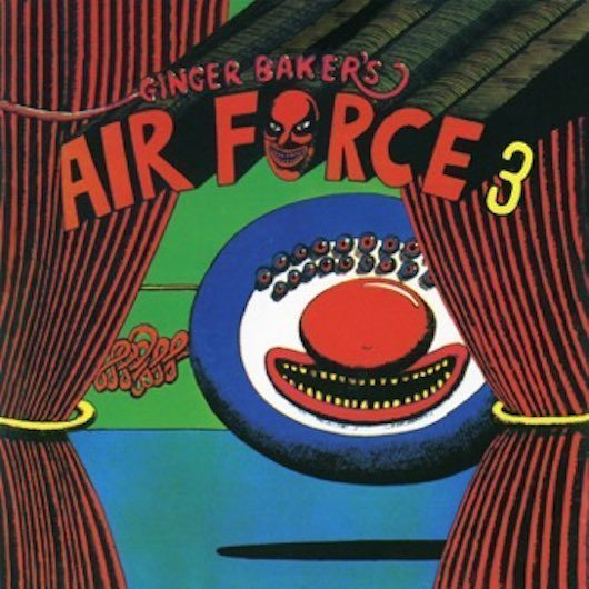 Ginger Bakers Air Force Free Kings