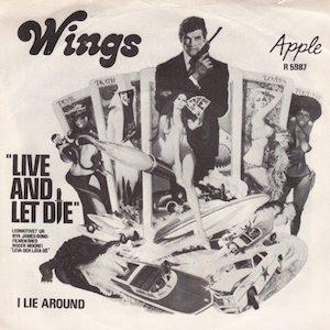 live and let die wings