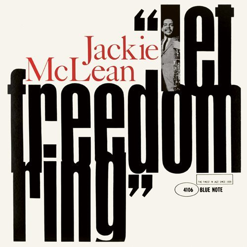 Let Freedom Ring - Jackie McLean cover