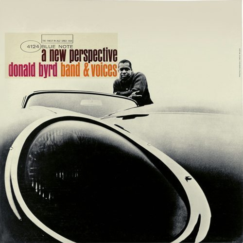 A New Perspective - Donald Byrd cover
