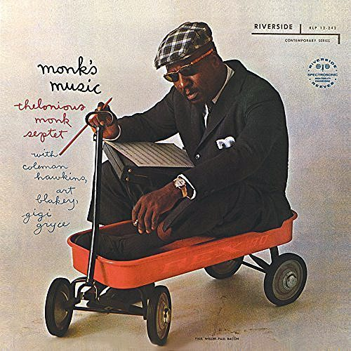Monk's Music - Thelonious Monk cover