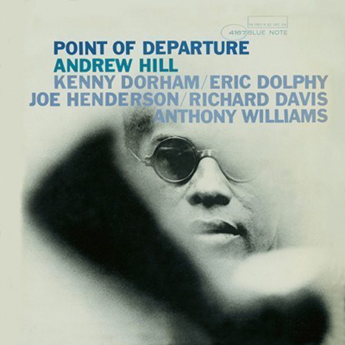 Point of Departure - Andrew Hill cover