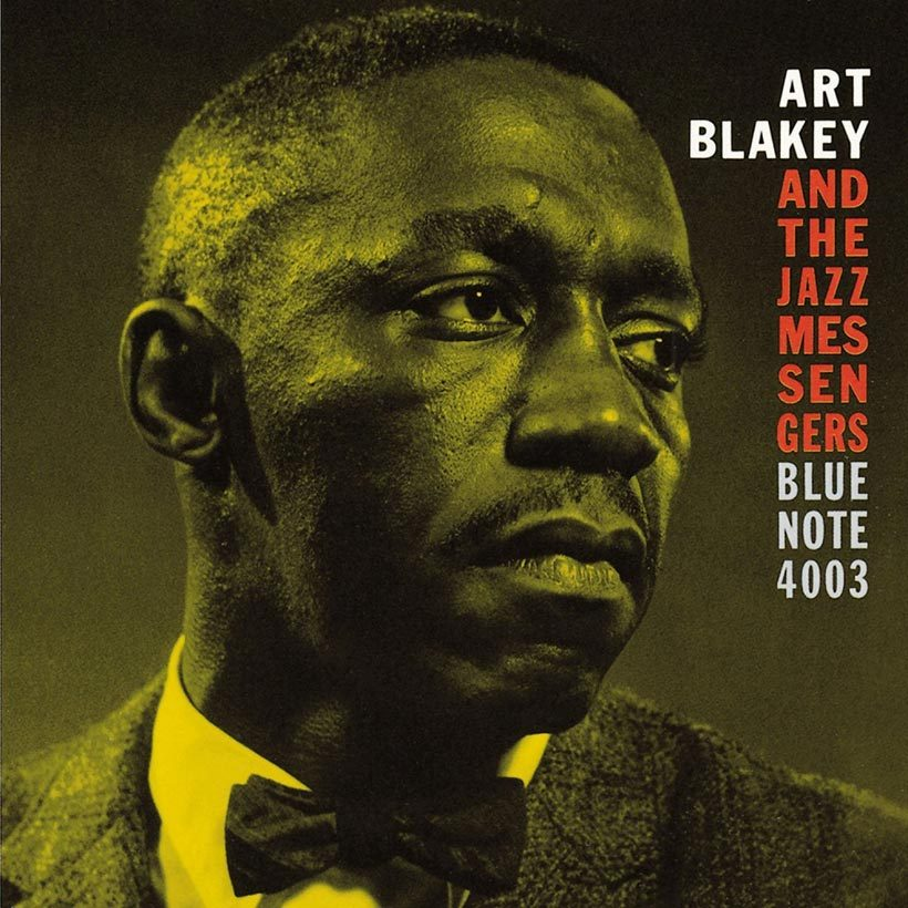Art Blakey And The Jazz Messengers Moanin' album cover web optimised 820