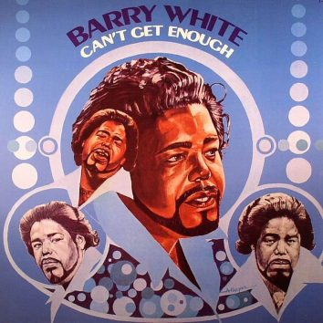 Barry White Can't Get Enough