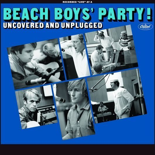 Beach Boys Party - Unplugged Reissue