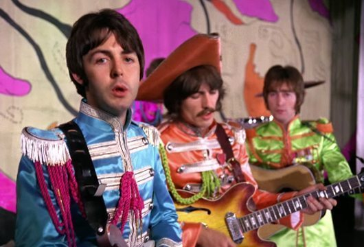 Watch The Restored Version Of The Beatles Hello Goodbye