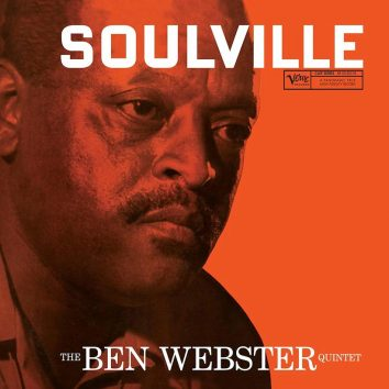 Ben Webster Soulville album cover web optimised 820