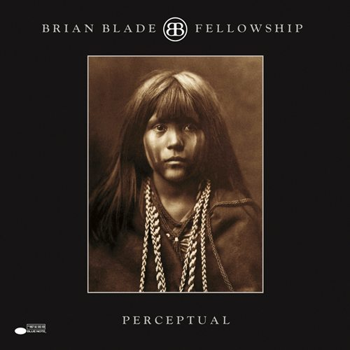 Perceptual - Brian Blade Fellowship cover