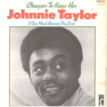 A Stax Gem From Johnnie Taylor