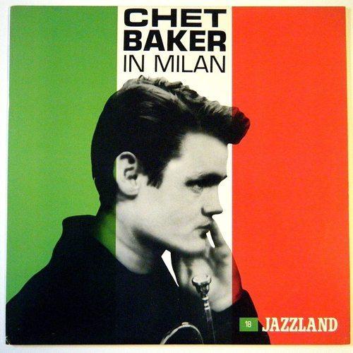 Chet Baker In Milan - Chet Baker cover