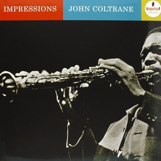 Coltrane impressions