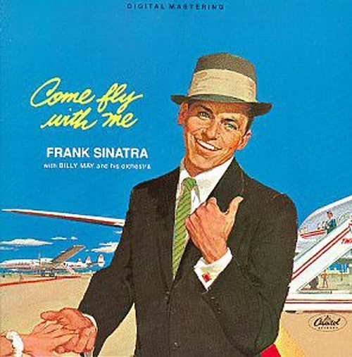 Come Fly With Me - Frank Sinatra cover