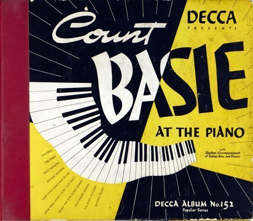 At The Piano - Count Basie cover