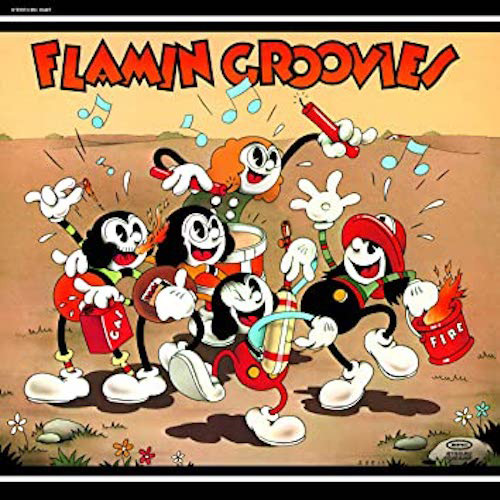 The Flamin' Groovies Supersnazz