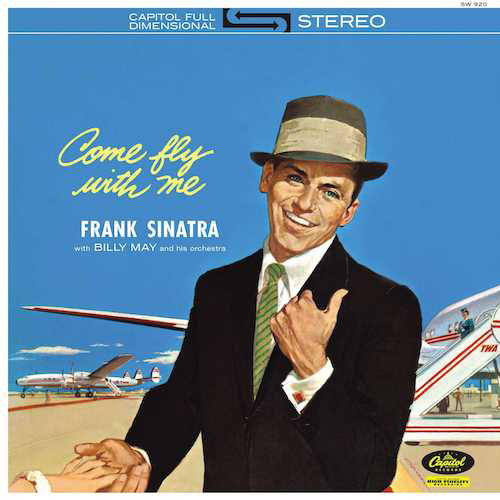 Frank Sinatra Come Fly With Me