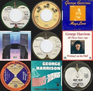 George Harrison: The B-Sides