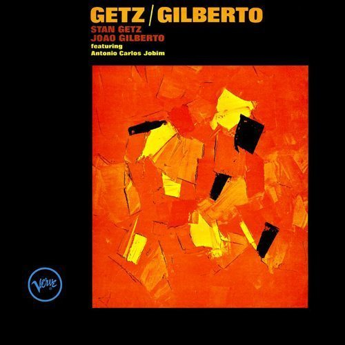 Getz/Gilberto - Stan Gets, Joao Gilberto cover