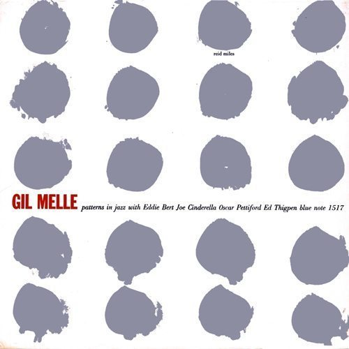 Patterns in Jazz - Gil Melle cover