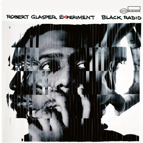 Black Radio - Robert Glasper cover