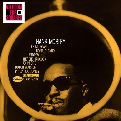No Room For Squares - Hank Mobley cover
