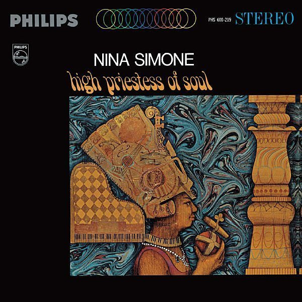 High Priestess of Soul - Nina Simone cover