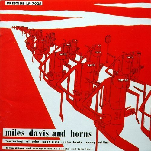 Miles Davis and Horns - Miles Davis cover