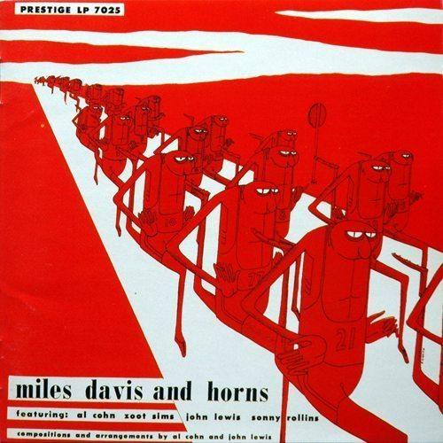 Miles Davis and Horns - Miles Davis cover