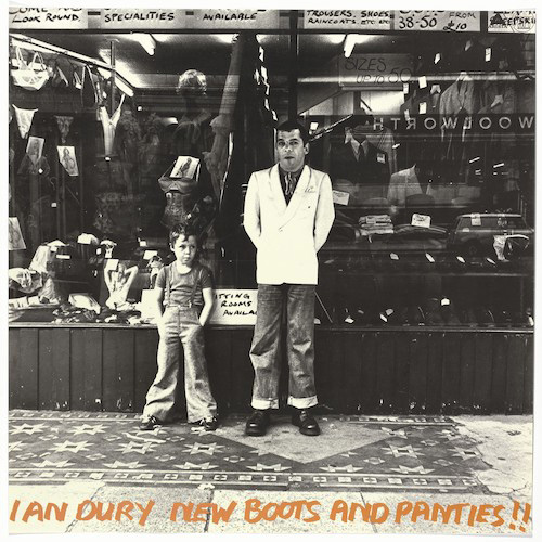 Ian Dury: New Boots and Panties!!