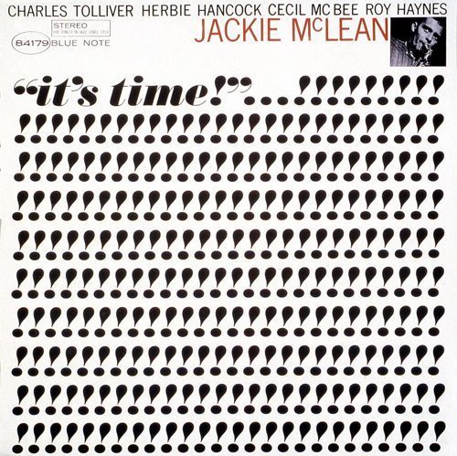 It's Time! - Jackie McLean cover