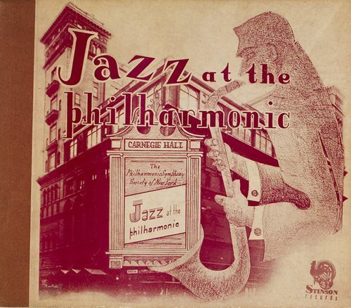 Jazz At The Philharmonic - Norman Granz cover