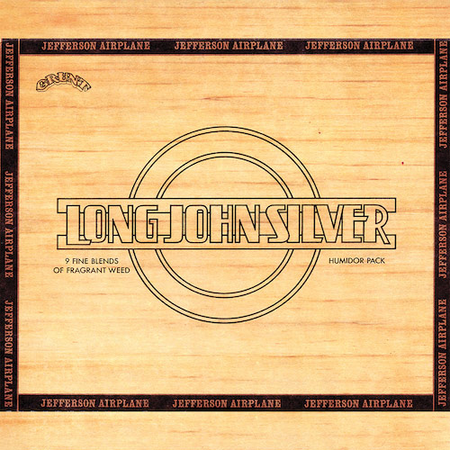 Jefferson Airline - Long John Silver