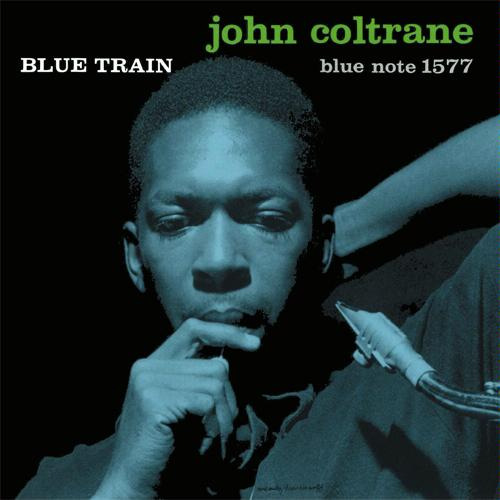 Blue Train - John Coltrane cover
