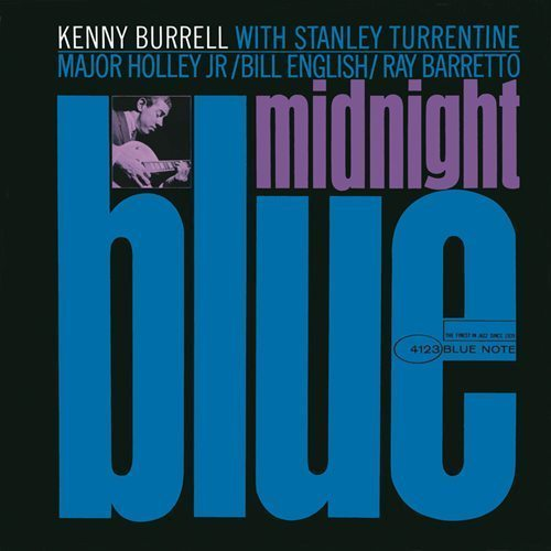 Midnight Blue - Kenny Burrell cover