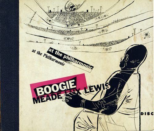 Boogie Woogie At The Philharmonic - Meade Lux Lewis cover