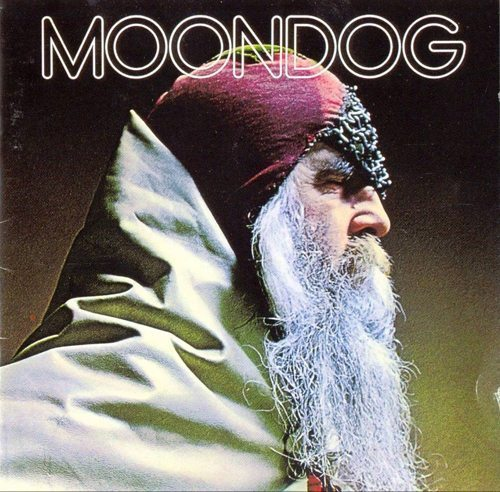 Moondog self titled album cover