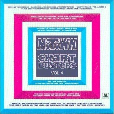 Motown's British Chartbusters