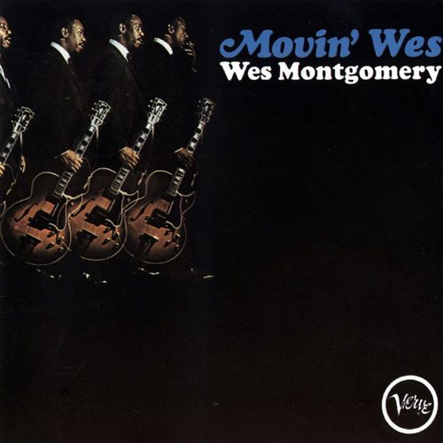 Movin' Wes - Wes Montgomery cover