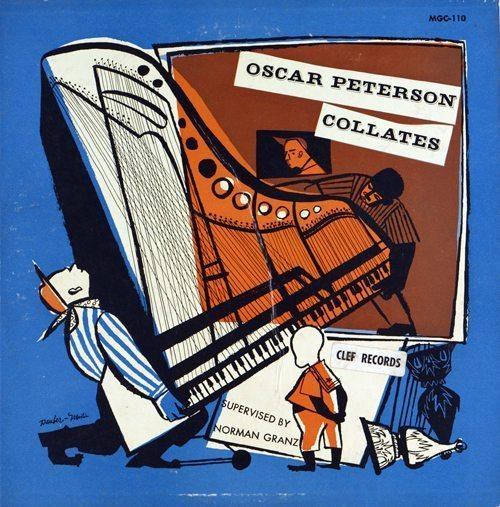 Oscar Peterson Collates - Oscar Peterson cover