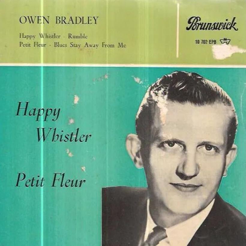 Owen Bradleu Happy Whistler