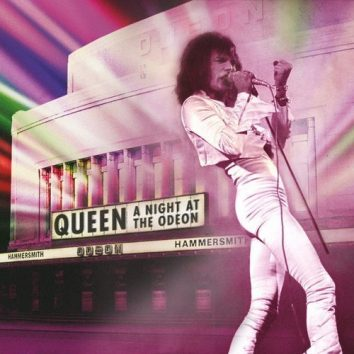 Queen - A Night At The Odeon Cover