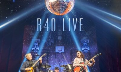 Rush - R40 DVD Artwork